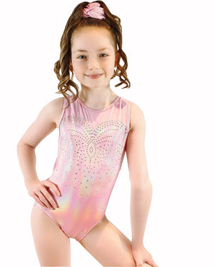 LILLE CANDYFLOSS Girls Gymnastics Leotard | Equip My Gym A
