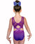 ICE QUEEN AMETHYST Girls Gymnastics Leotard | Equip My Gym B