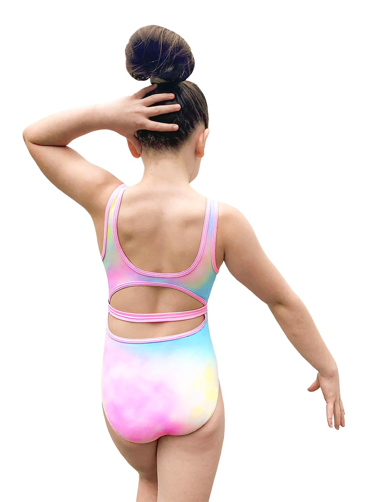 EUPHORIA PASTEL Kids Gymnastics Leotard | Equip My Gym