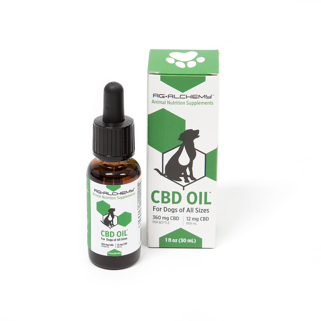 Ag-Alchemy CBD Oil Supplement