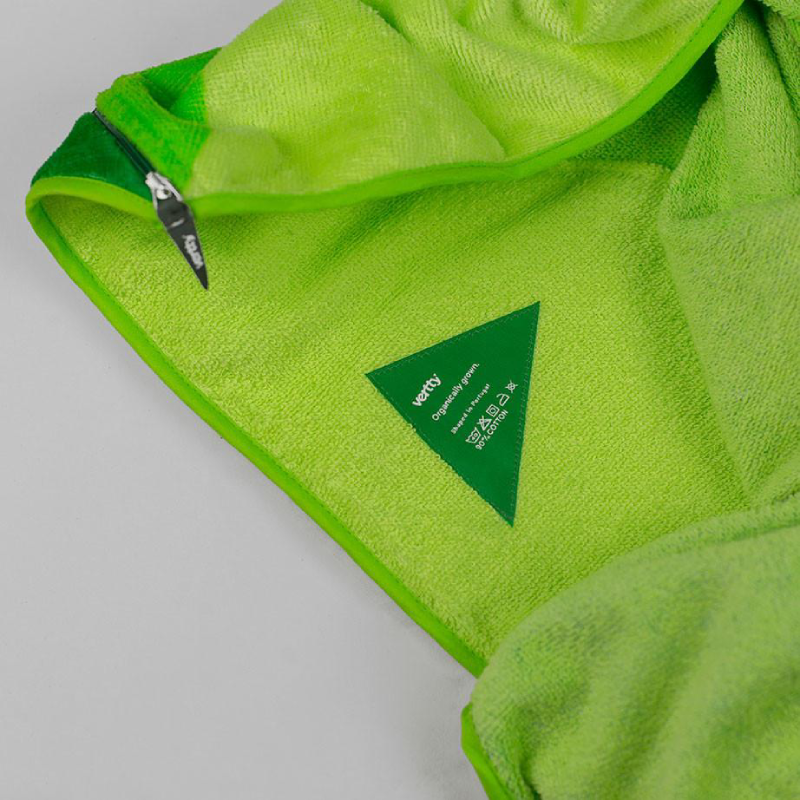 CLASSIC-GREEN Beach Towel