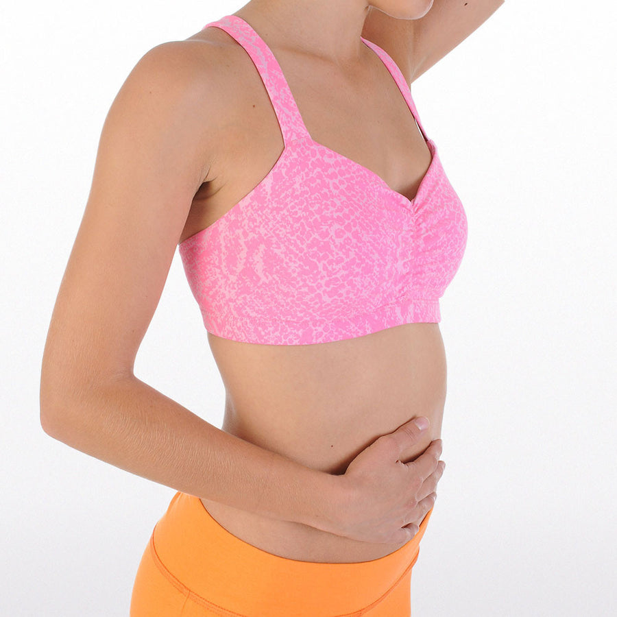 The Remarkable Bra™ - Pink Python