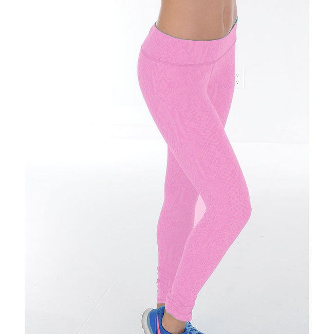The Incredible Legging™ - Pink Python