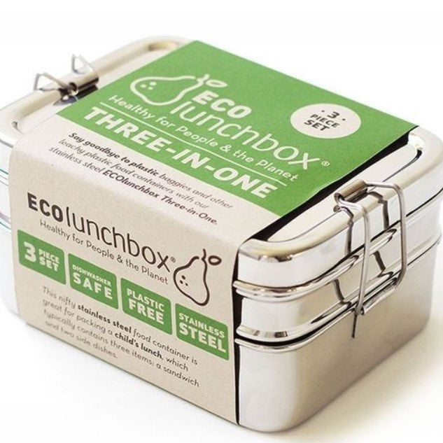 ECOlunchbox Threein One - 35.95€