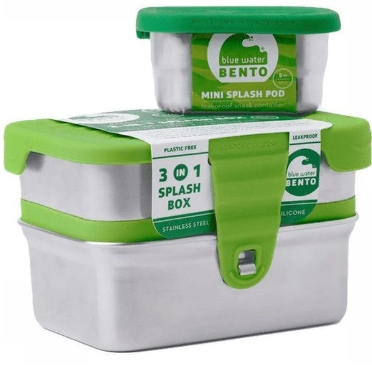ECO Splash Box™ 3 EN 1 - 42€