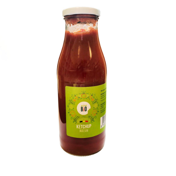 Ketchup bio et local (4,60€)