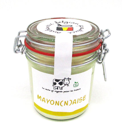 Mayonnaise en bocal weck 470 ml (7,09€/pot)