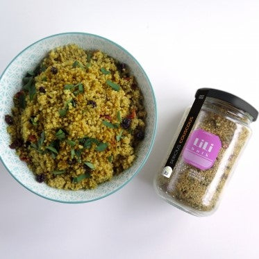 Serious Couscous Bio by Lili Bulk (4,80€/pot + consigne 1€)