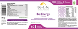BE-LIFE Be-ENERGY 60 gel