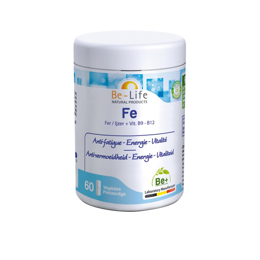 BE-LIFE Fe 60 gel FER