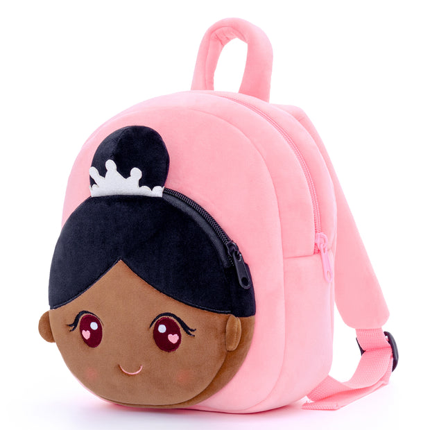 Personalised Gloveleya Ballet Girl Backpack Bag 25CM - Bronze