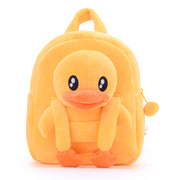 Gloveleya Yellow Duck Doll Backpack Bag 25CM