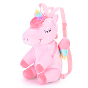 Gloveleya 3D Unicorn Pink Backpack 35CM