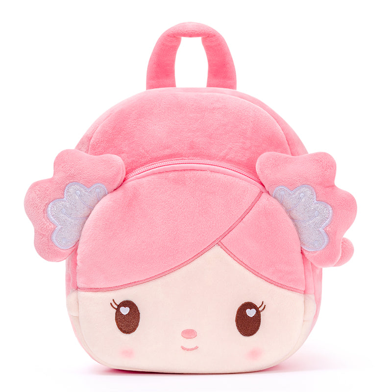 Personalized Gloveleya Candy Princess Backpack Bag 25CM - Pink
