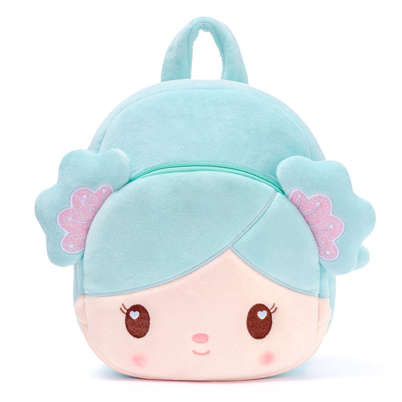 Personalized Gloveleya Candy Princess Backpack Bag 25CM - Mint