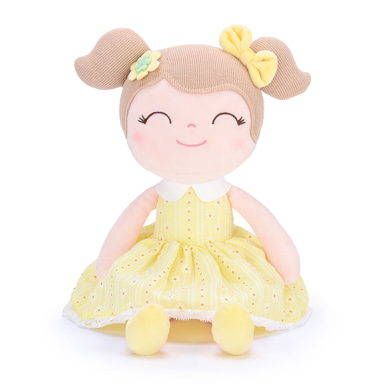 Personalized Gloveleya Spring Girl (Yellow and 4 Colors)