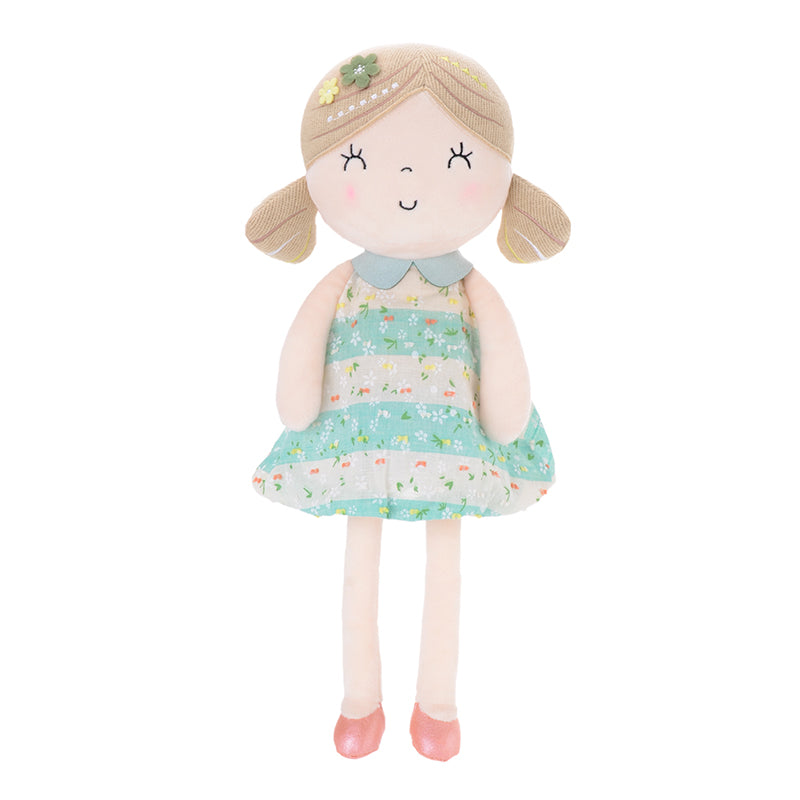 Personalized Gloveleya Spring Girl (Green and 4 Colors)