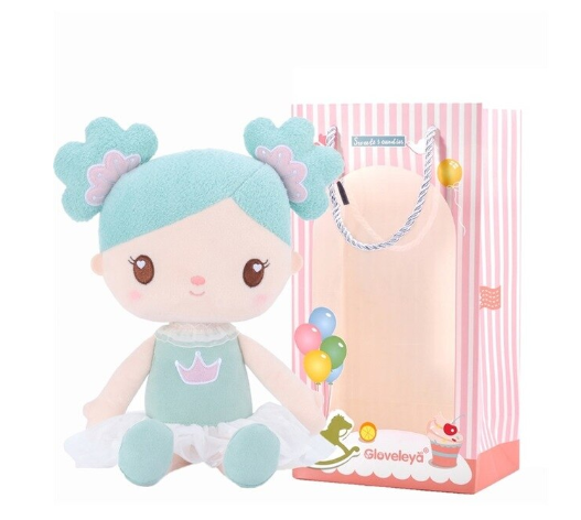 Personalized Gloveleya Candy Princess (Mint and 2 Colors)