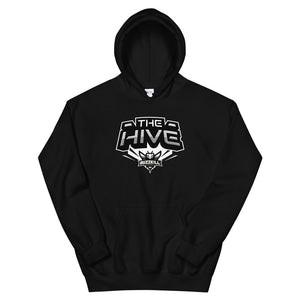 BuzzKill 'HIVE ZOOM' Hoodie - Black / White