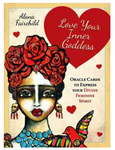 Love Your Inner Goddess oracle cards by Alana Fairchild