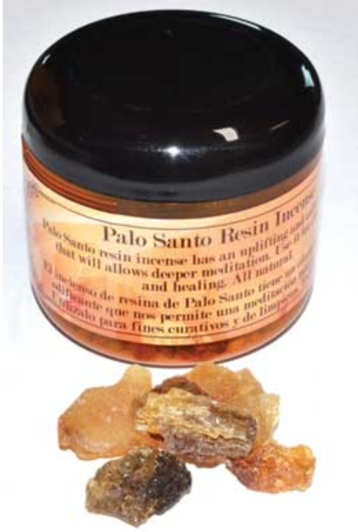 2oz Palo Santo incense