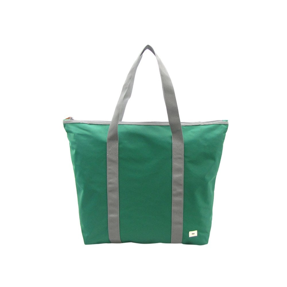 Abbey Tote - Emerald