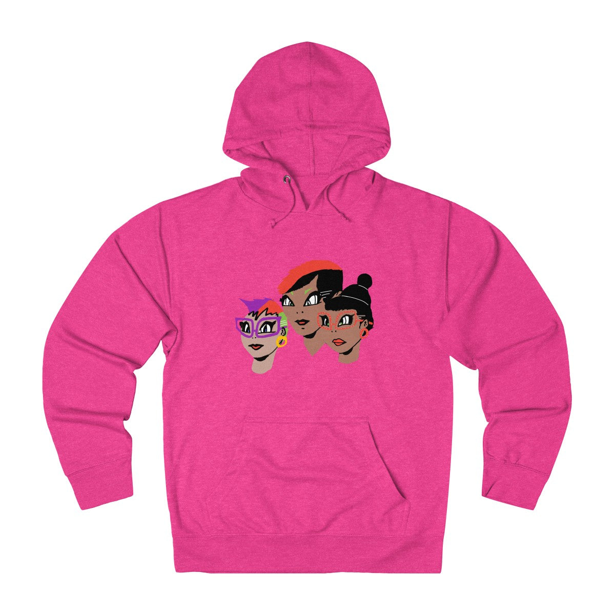 LOLLI GANG French Terry Hoodie (multi)