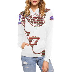 Lolli Gang Ashley Hoodie_white