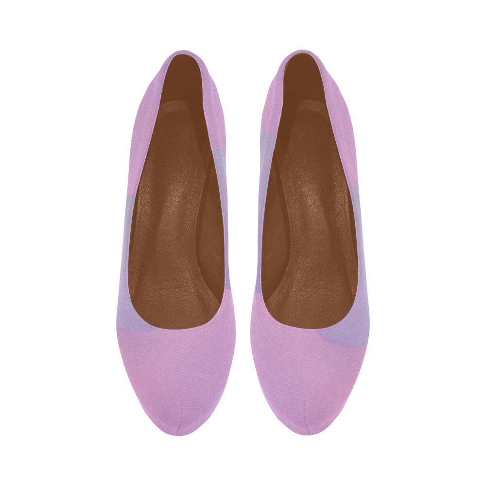 LOLLI GANG High Heel Pumps_Abstract Collection (purple)