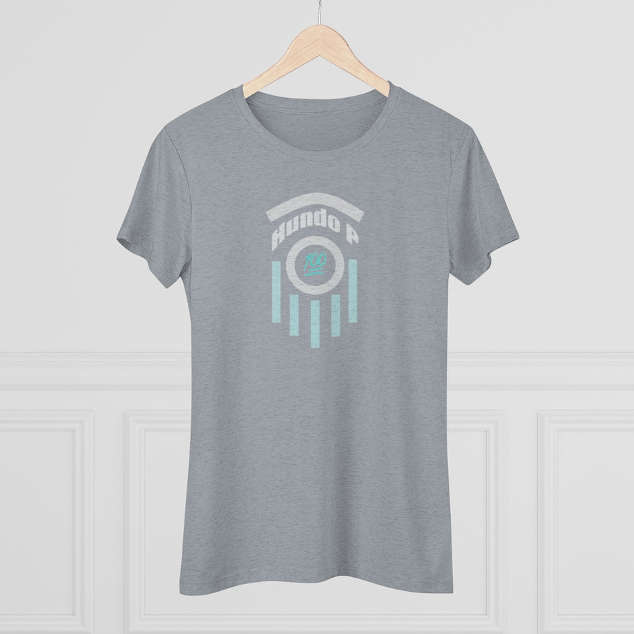 Lolli Gang Hundo P Collection Women's Triblend Tee