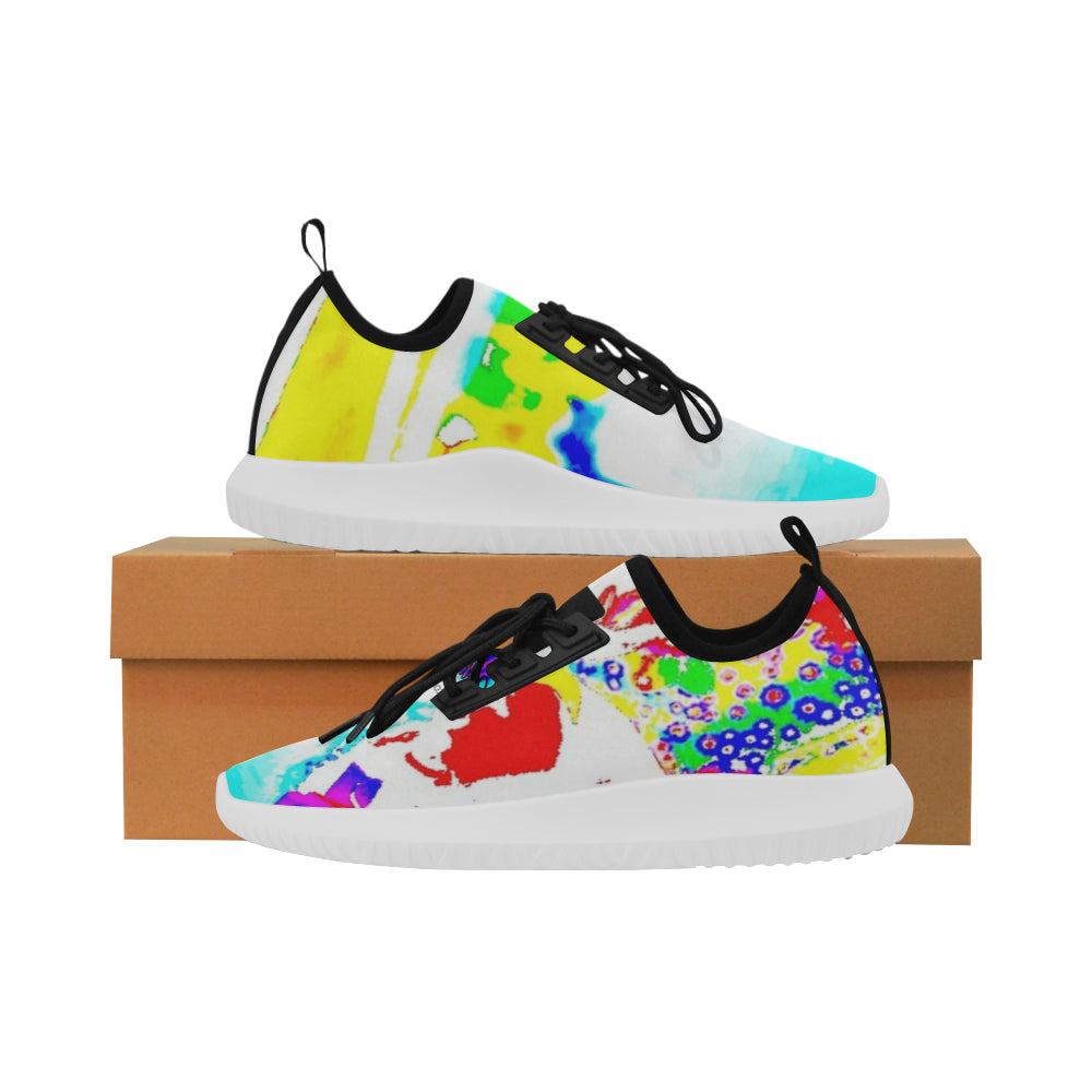 LOLLI GANG Women's Running Sneakers_Pop Collection