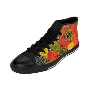 ***Limited edition*** LOLLI GANG Women's High-top Sneakers_Pop Collection