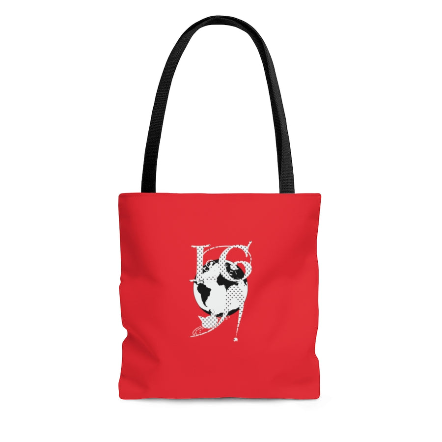 Lolli Gang Tote Bag (Red)