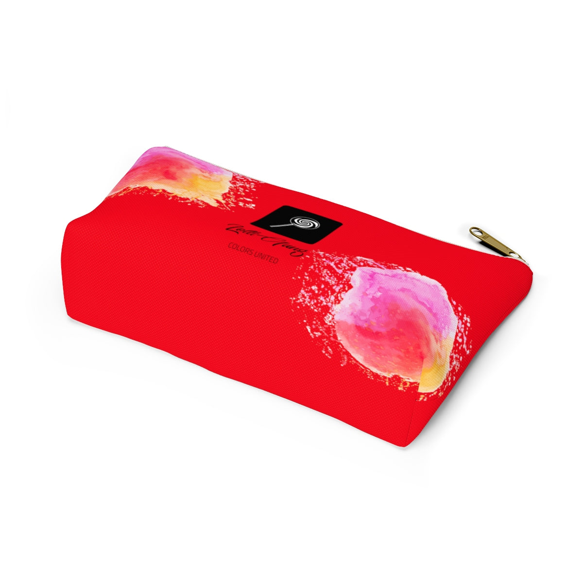 LOLLI GANG Cotton Candy Accessory Pouch (red)