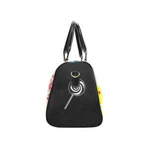 LOLLI GANG Travel bag_Pop Collection (white/multi)