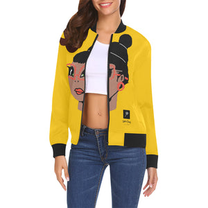LOLLI GANG Spring Jacket_Rita Collection (yellow)