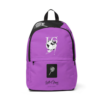 Lolli Gang Backpack (purple)