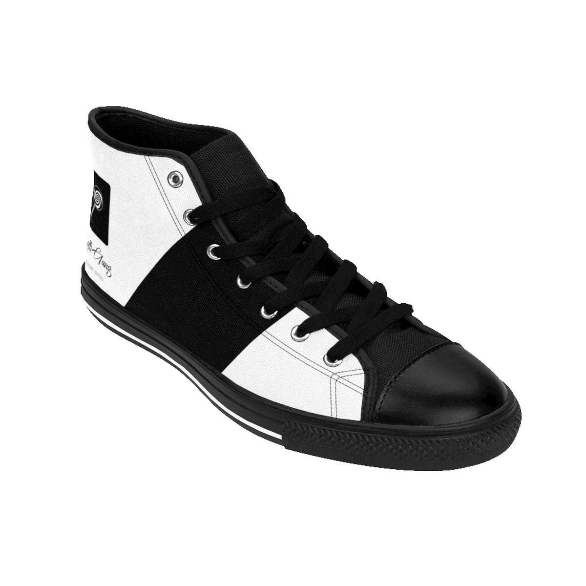 LOLLI GANG Women's High-top Sneakers (white)