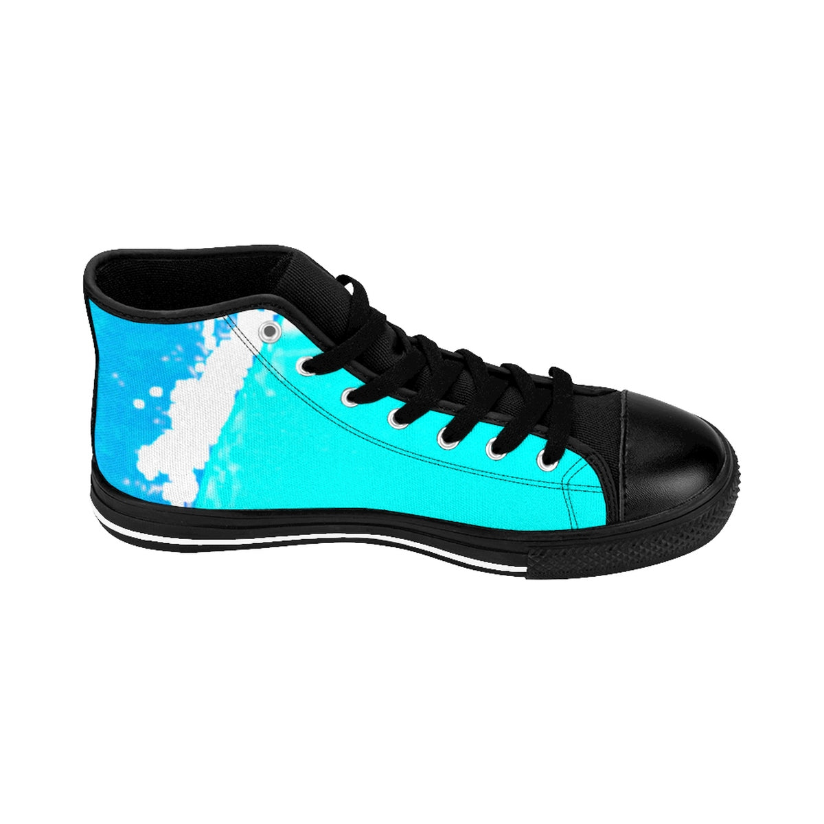 LOLLI GANG Women's High-top Sneakers_Kiss Collection