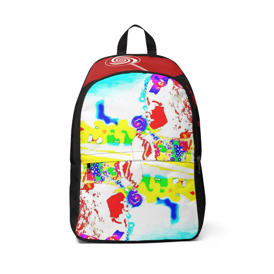 LOLLI GANG Backpack (black/red)