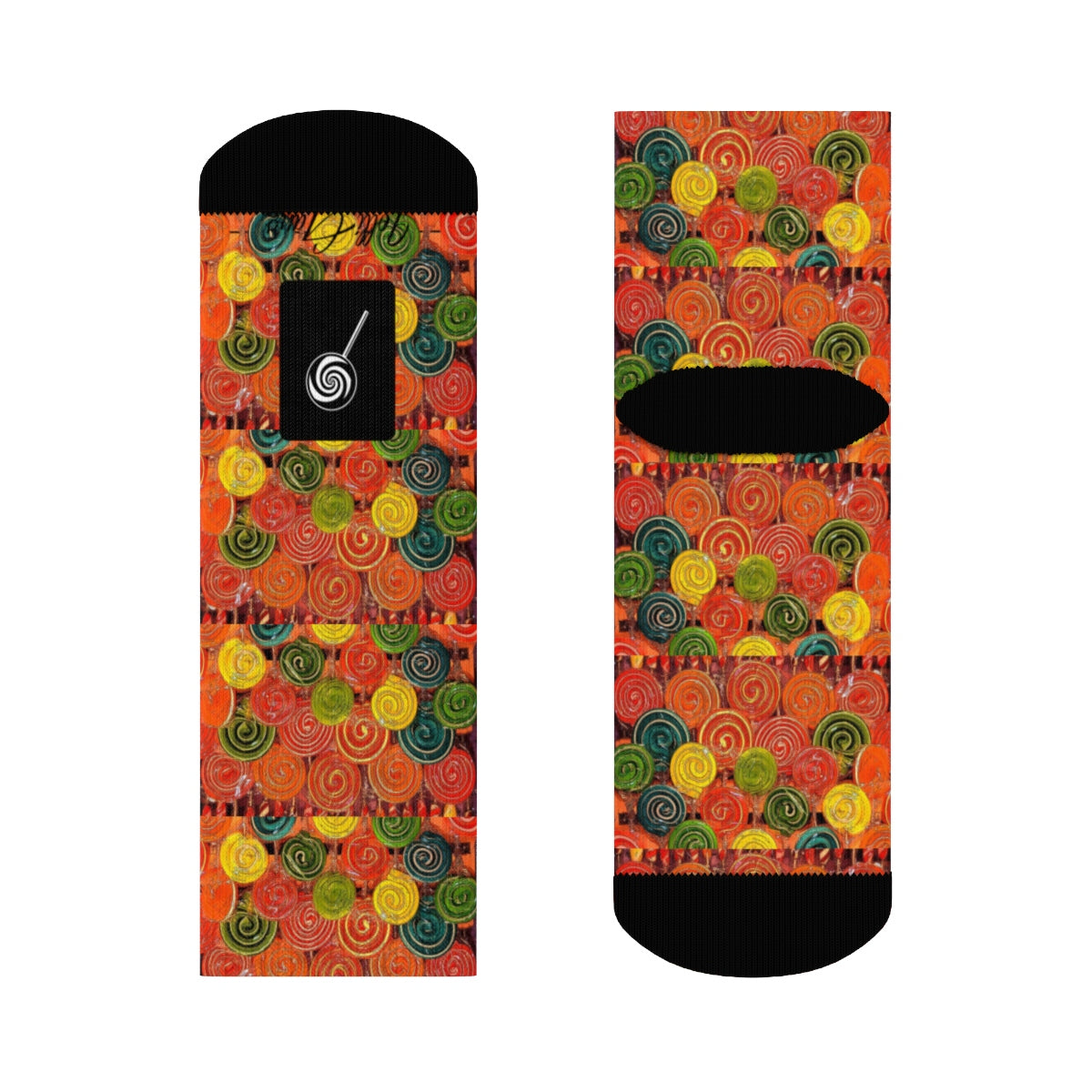 LOLLI GANG Crew Socks