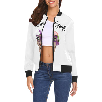 LOLLI GANG JuJu Collection Spring jacket white