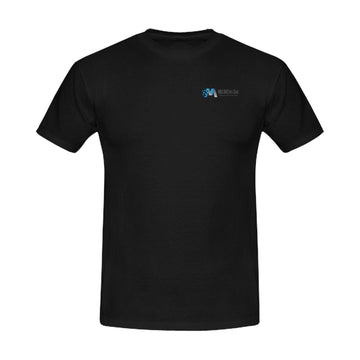 Mens BitCoin Club black tee