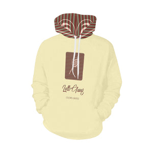 LOLLI GANG Hooded Sweater_Stripe Collection (Multi)