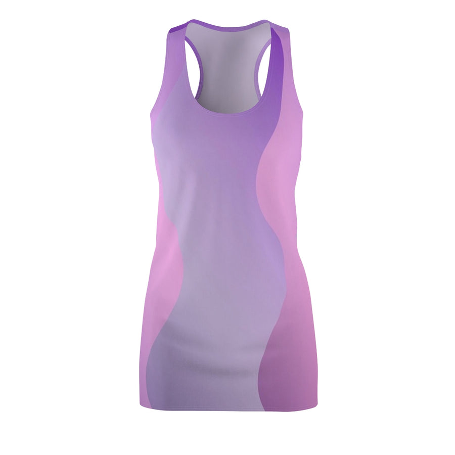 LOLLI GANG Women's Racerback Dress (purple)