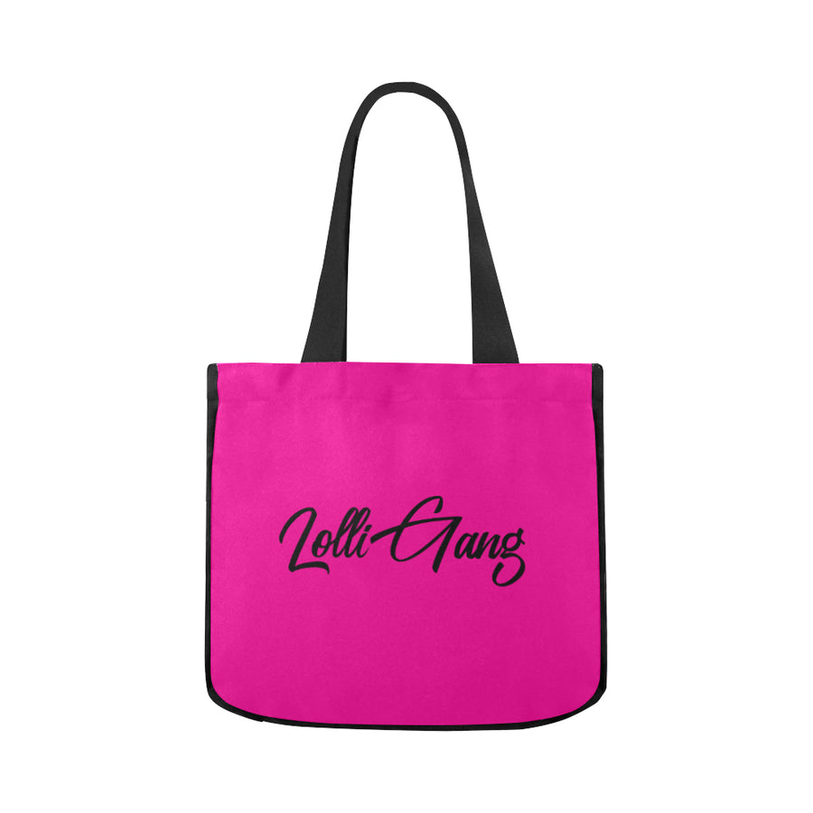 LOLLI GANG Layla Collection tote-bag_pink