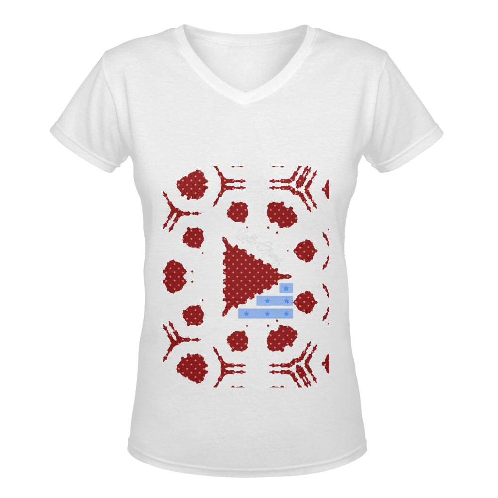 LOLLI GAG USA white tee