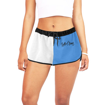 Lolli Gang shorts (Blue/white/black)
