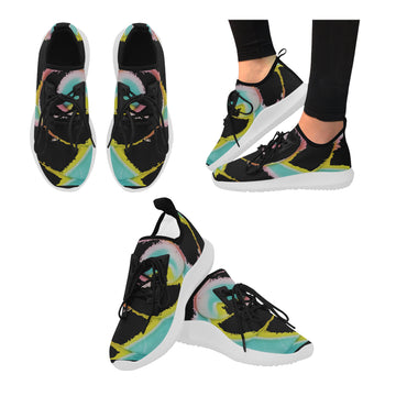 LOLLI GANG Women's Running Sneakers_Abstract Collection