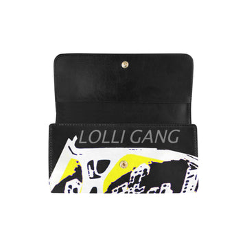 LOLLI GANG Abstract Collection clutch purse
